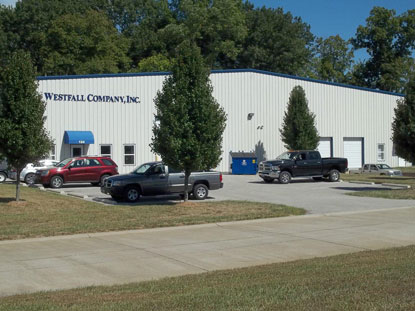 Westfall Company, Inc. Building